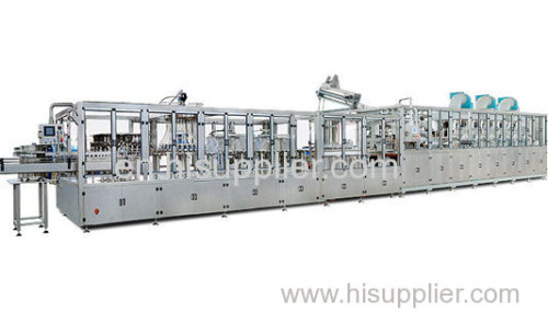 China Manufacture IV Solution of Plastic Bottle