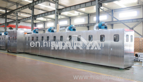 Automatic IV Solution of Plastic Bottle