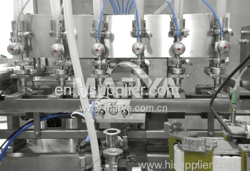 China Pharmaceutical Soft Bag IV Production Line