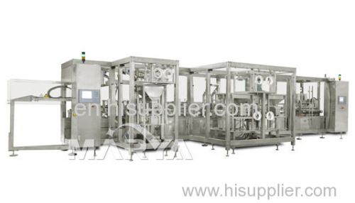 Pharmaceutical Medical Soft Bag IV Production Line