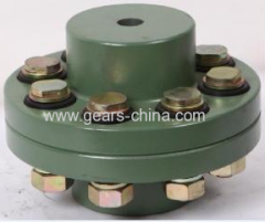 professional flexible rubber coupling with flange