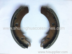 Brake shoes for three wheeler-Q195 steel with testing report
