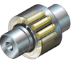 Good Quality Elastic Pin Bush Coupling