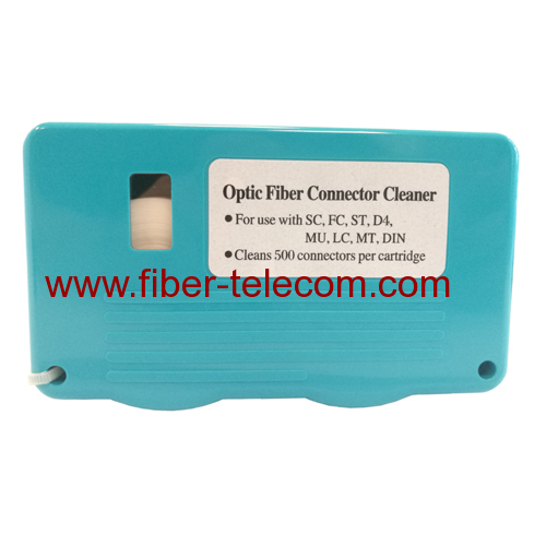 Ferrule Type Optical Fiber Cleaner