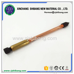 Non-magnetic Copper Earth Rod