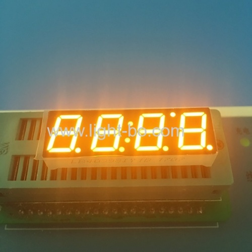 Ultra white common anode0.394 Digit 7 Segment LED Display for Digital Set-top Box (STB)