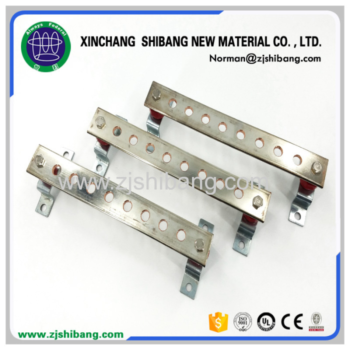 Brass Block Earth Terminal Bus Bar From China Manufacturer