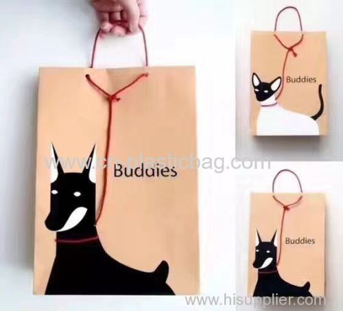 special paper shopping bags