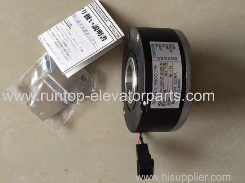 Encoder SBH2-1024-2T 30-006-24 for Fujitec elevator parts