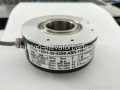 Elevator encoder WDG 100H-38-4096-ABN-105-K3-C85 made in china for Thyssenkrupp