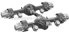 Heavy Duty Truck Driveline Universal Gelenk CP25RPLS