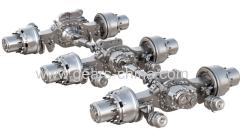 Запасные части для трансмиссий самосвалов Terex - вал переднего привода 15336537