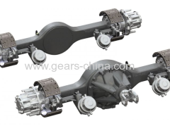 China OEM Driveline components yoke with Non-Interfering Bolt