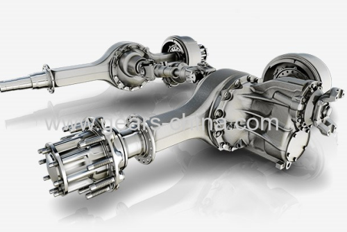 Truck Axle China Manufacturers