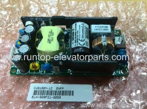 Power supply CUS100M-24/B for Toshiba elevator