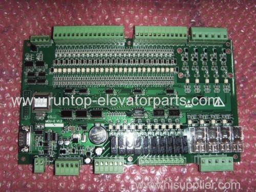 Elevator inverter PCB MCU-E V1 2 for Thyssenkrupp elevator from