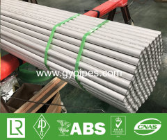 ASTM A249 Welded Stainless Steel Tubes