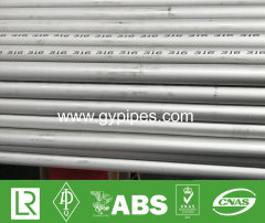 ASTM A249 Welded Heat Exchanger Tubes