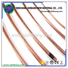 Copper Coated Steel Wire Coaxial Cable