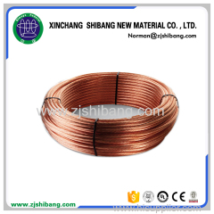 High Purity Bare Copper Conductor Stranded Copper Wire