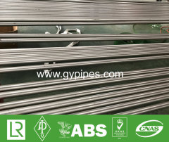 Plain End Stainless Steel Welded Tubes