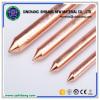 Copper Clad Steel Internal Threaded Ground Rods