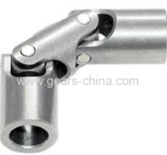 Hot Sales Flexible Universal Joint For Excavator Steering Cross Joint