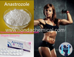 High Purity Anastrozole Breast Cancer Treatment Anabolic Steroid Arimedex Anastrozole CAS#120511-73-1