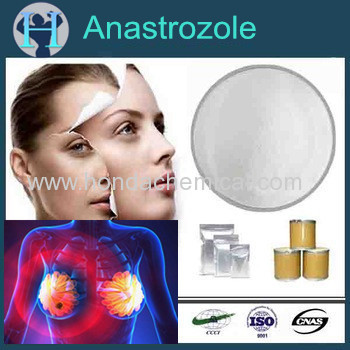 Steroid Hormone Anastrozole Arimidex Anti Estrogen Raw Steroid Powder Anastrozole strong effect