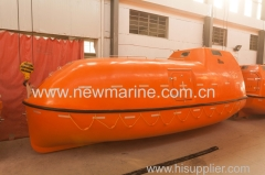 Totally enclosed lifeboat -common