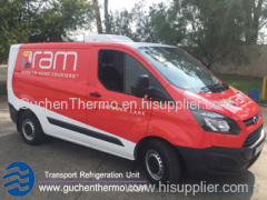Guchen Thermo C-200T small van refrigeration units