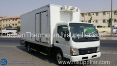 Freezer units for trucks