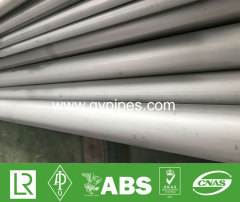 ASTM A249 Circular Stainless Steel Tubes