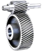 pet food processing machine helical gear