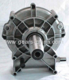 China Guomao SPECIAL REDUCERS & GEARBOXES WORM & BEVEL GEAR OPERATORS GEARBOX reducer FOR IRRIGATION