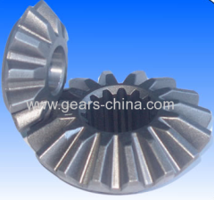 truck and tractor forging transmission gears in different size