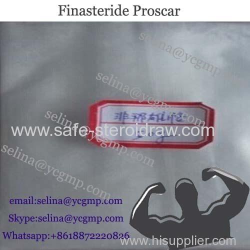 Hair Regrowth Steroid Powder Finasteride Proscar