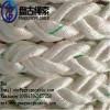 china Qingdao Pangu Hawse 65mm Double Braided Nylon/pp/pe/uhmwpe lifting winchshipping MARINE ROPE cable