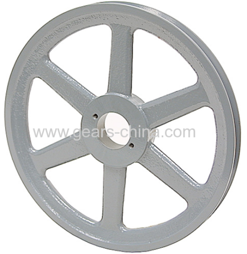 china supplier split pulley