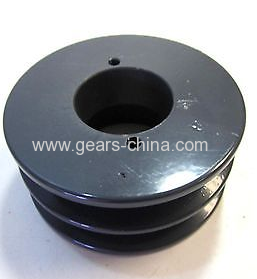 Sheave belts pulley supplier