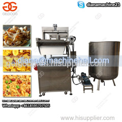 Continuous Peanut Fryer Machine