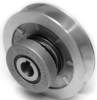 DP-71 OD-75 groove1-5 SPZ V-belt pulley