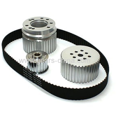 exporting timing belt pulleys