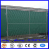 6ftx 12ft hot sales low prices PVC coated iron wire mesh chain link fence