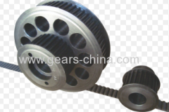 GT2 Timing Pulley 20 teeth Aluminum Material Inner Diameter 8mm fit for GT2 belt Width 6mm for 3d printer A409