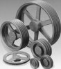 China Supplier Supply copper groove taper split bushings