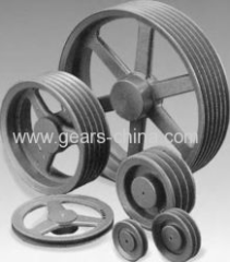 V-belt pulley suppliers in china