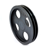 Heavy Duty Cast Iron V Belt Pulley with Solid hub