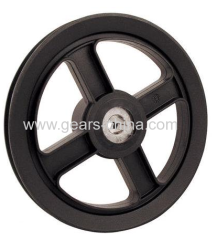 SPA V Belt Pulley with Solid Hub