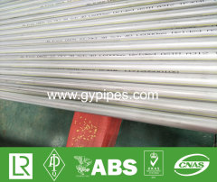TP304/304L Welded Stainless Steel Tubes